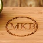 Personalized Bar Board