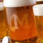 Personalized Beer Growler Set