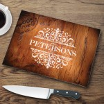 Personalized Glass Cutting Boards