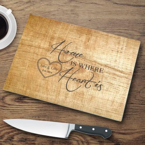 Pine Wood Cutting Board