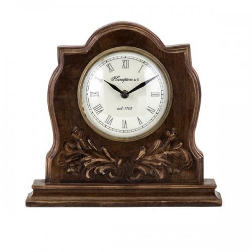 Concepts Eden Carved Clock