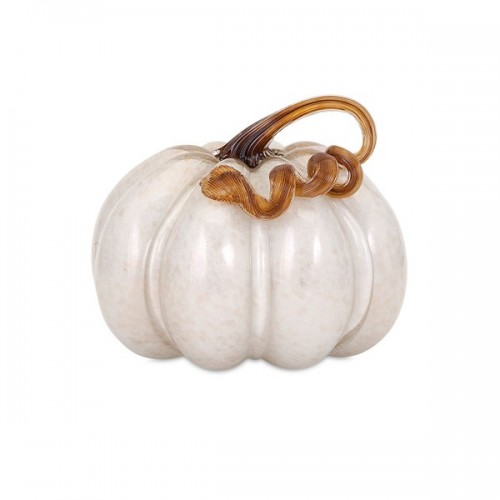 Alpine Medium Glass Pumpkin