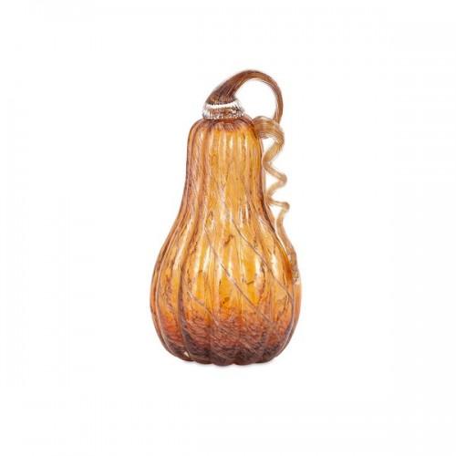 Golden Small Glass Gourd