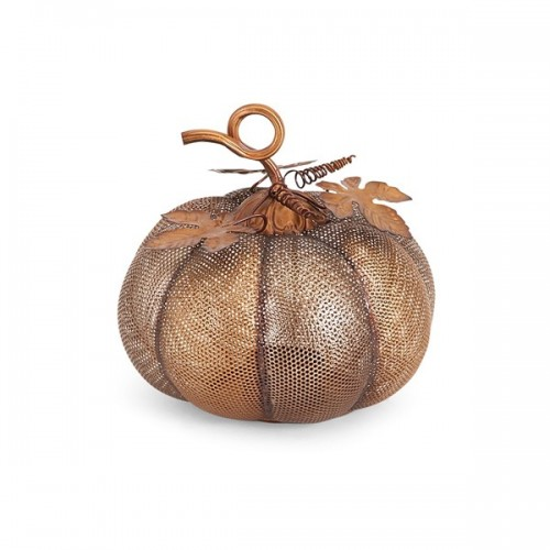 Reagan Small Mesh Pumpkin