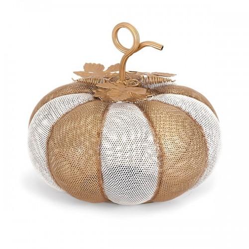 Libby Large Mesh Pumpkin