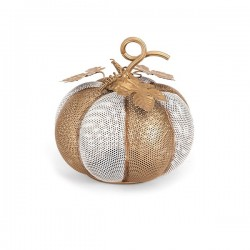 Libby Small Mesh Pumpkin