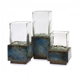 Cubo Terracotta Hurricanes - Set of 3